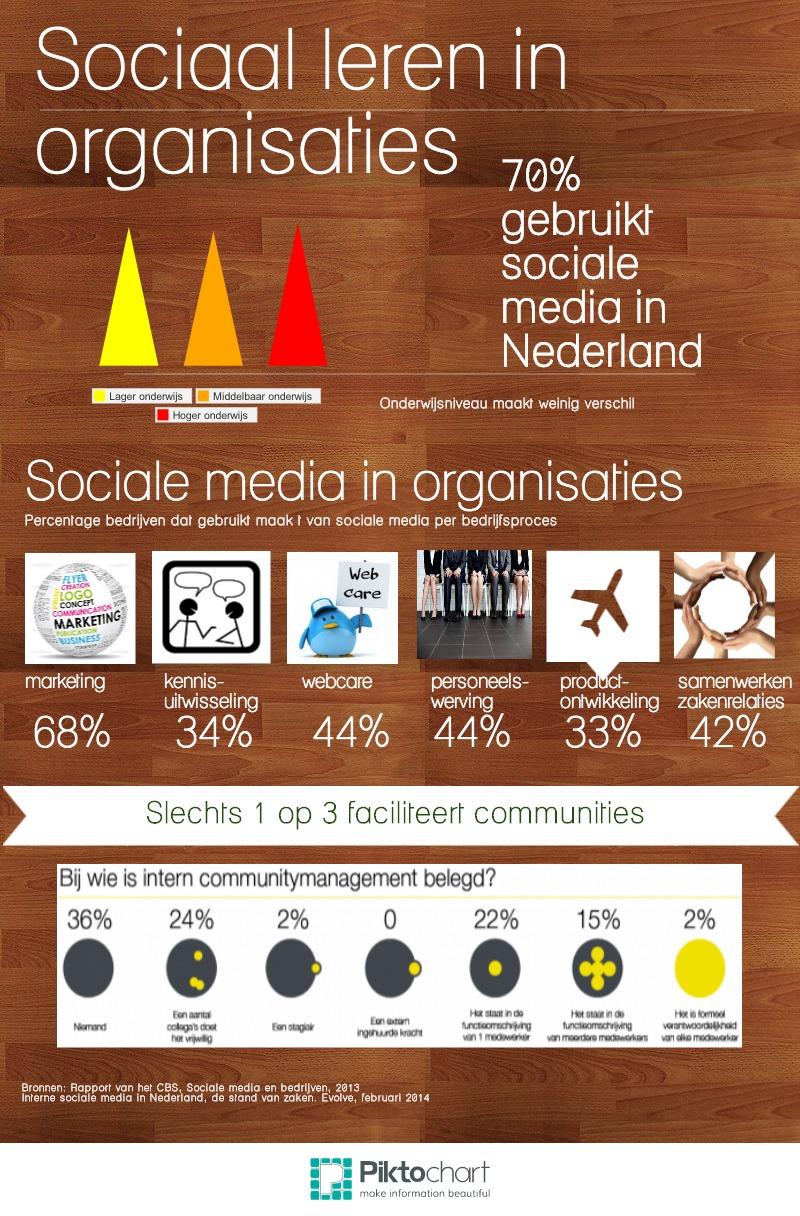 sociaal leren in organisatie